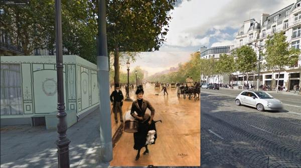 SV02 Street View en plan cultureta