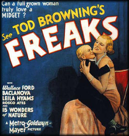 Freaks de Tod Browning